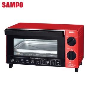【SAMPO聲寶】10L多功能魔法烘焙烤箱(KZ-SA10)