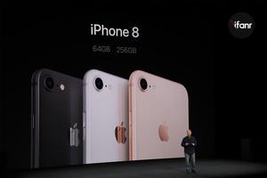 Apple iPhone 8 256GB 智慧手機