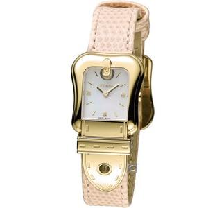 芬迪 FENDI B.Fendi 完美時尚腕錶 F382424571D1 粉