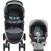 Graco FastAction Fold Travel System Stroller