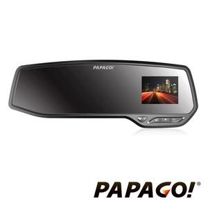 PAPAGO GoSafe 372 Full HD後視鏡行車記錄器
