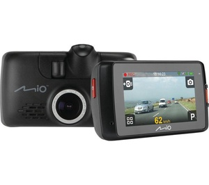 MIO Mivue 658 1296P觸控螢幕GPS行車紀錄器