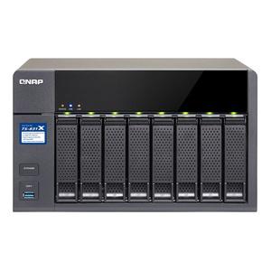 【QNAP威聯通】TS-831X-8G 8Bay Nas網路儲存伺服器
