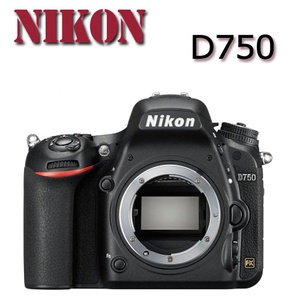 Nikon D750 單眼相機 公司貨