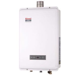 Rinnai林內13L強制排氣屋內大廈型數位恆溫熱水器RUA-A1301WF
