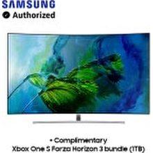Samsung Q8C 4K Curved Smart QLED 65'' TV