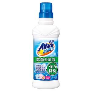 【一匙靈】抗菌EX除菌去漬液 瓶裝(600ML)