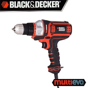 【BLACK&DECKER 百工】350W多功能可換頭惡魔機(EAD800)