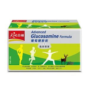 桂格天地合補 高單位葡萄糖胺飲禮盒