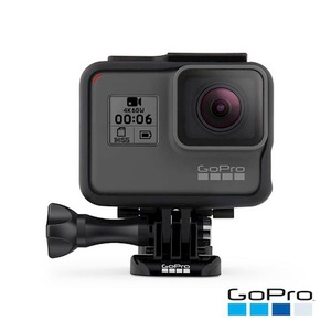 【GoPro】HERO6 Black運動攝影機CHDHX-601
