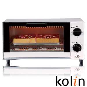 【歌林Kolin】6L 雙旋鈕電烤箱(KBO-LN066)