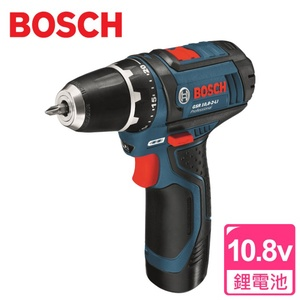 【BOSCH博世】10.8V 鋰電電鑽/起子機(GSR 10.8-2-Li)