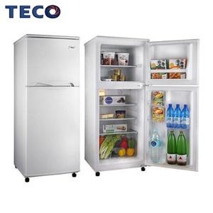 TECO 東元130公升雙門冰箱R1302W