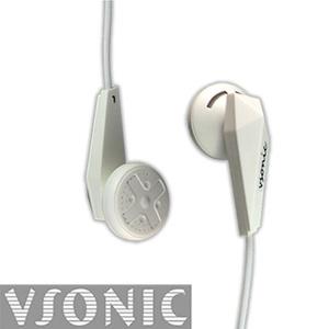 【VSONIC】VSD3P 平頭式耳機