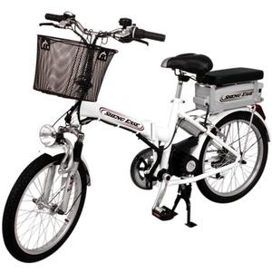 勝一 電動輔助自行車EV20F