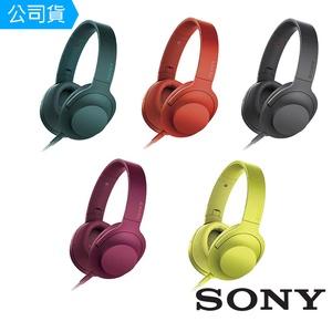 【SONY索尼】MDR-100AAP 鍍鈦驅動單體 智慧型手機專用 耳罩式立體聲耳機
