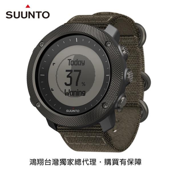 Suunto Traverse Alpha狩獵釣魚征服叢林野外GPS腕錶