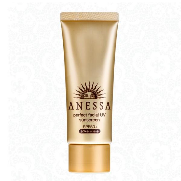 SHISEIDO資生堂 安耐曬金鑽高效防曬乳SPF50+ PA++++