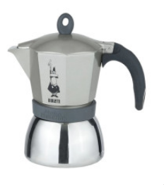 Bialetti | หม้อต้มกาแฟ moka pot รุ่น moka Induction