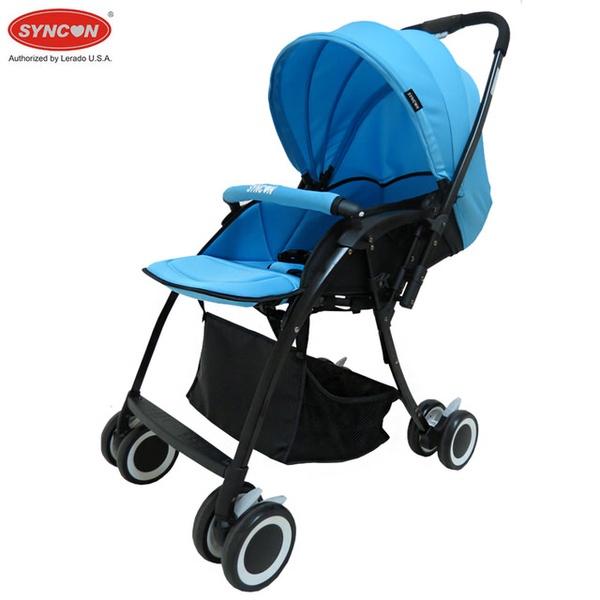 【美國 SYNCON】嬰幼兒手推車 HS500雙向系列