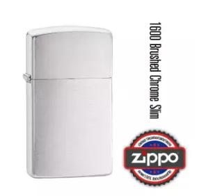 Zippo   ไฟแช๊ค Zippo Chrome Brushed / Street / Satin / Replica / Venetian