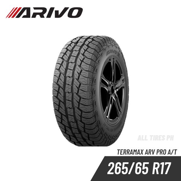 ARIVO   Terramax ARV PRO AT 265/65 R17 All Terrain Tire for SUV
