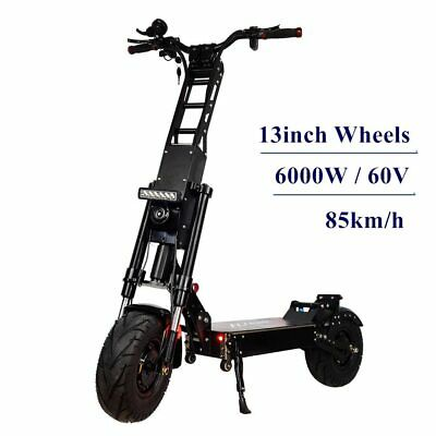 FLJ   Electric Scooter with Dual Engines Fat Tire 6000w/60v