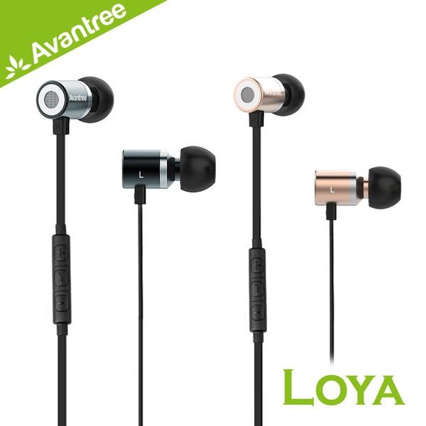 【Avantree】Loya入耳式線控耳機