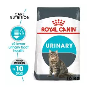 Royal Canin  Urinary Care อาหารแมว สูตรรักษาทางเดินระบบปัสสาวะ อายุ 1-7ปี 10 กก.