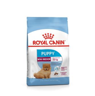 Royal canin   Mini Junior puppy อาหารลูกสุนัข/สุนัขพันธุ์เล็ก อายุน้อยกว่า 10 เดือน
