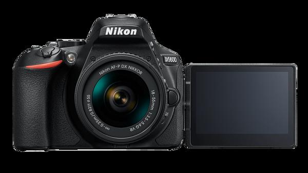 【Nikon 尼康】D5600 單眼相機
