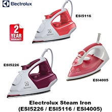 Electrolux ESI-5116 ErgoSteam Irons