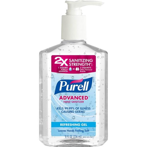Purell hand sanitizer   เจลล้างมือแอลกอฮอล์