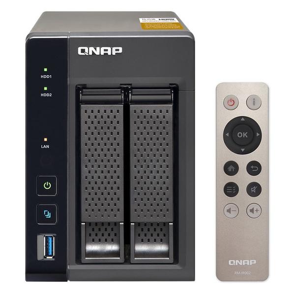 【QNAP威聯通】TS-253A 2Bay Nas網路儲存伺服器