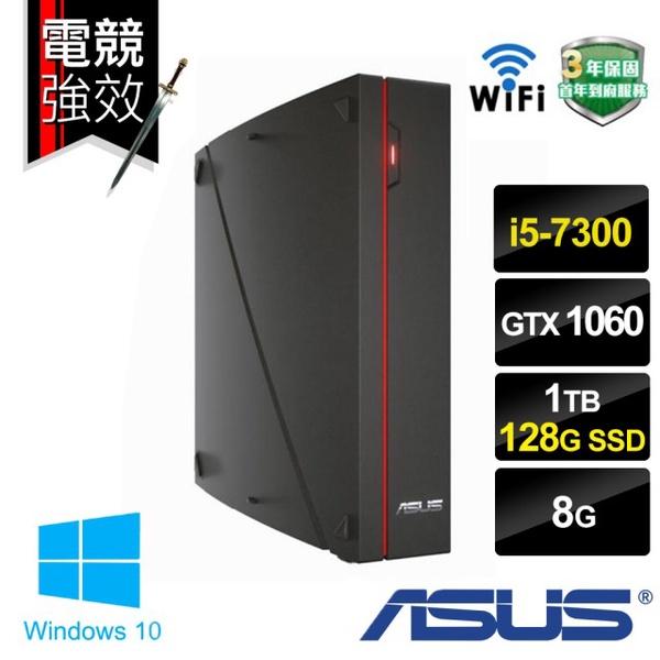 ASUS華碩 桌上型電競電腦(M80CJ)