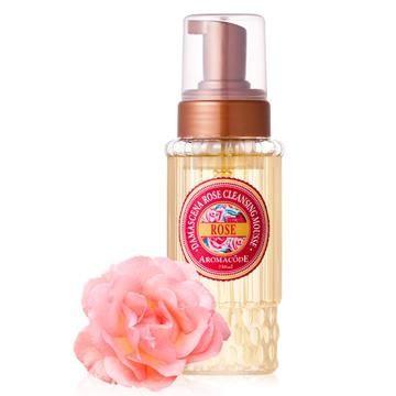 雅聞ARWIN 大馬士革玫瑰氨基酸淨白洗卸二用慕絲