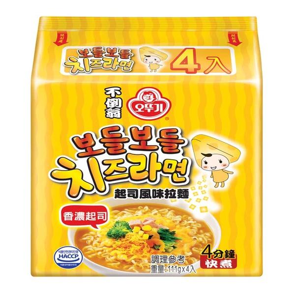 【韓國不倒翁 OTTOGI】起司拉麵