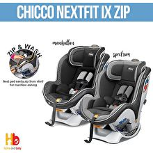 Chicco Nextfit Convertible Car Seat Spectrum