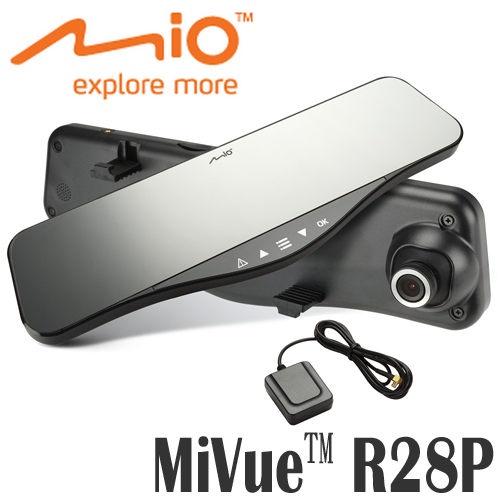 Mio MiVue R28P GPS後視鏡行車記錄器