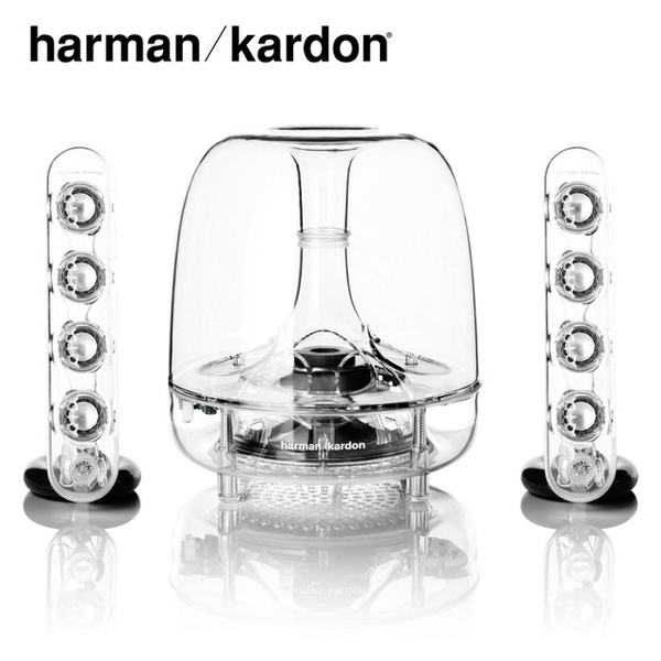 Harman Kardon SOUNDSTICKS III 2.1聲道多媒體水母喇叭 藍牙版