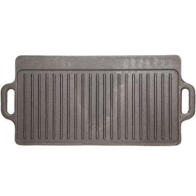 KitchenCraft 雙面鑄鐵煎烤盤(45cm)