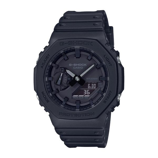 CASIO |  G-SHOCK 八角型錶殼 GA-2100-1A1