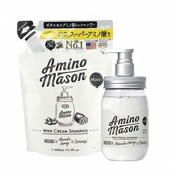 【Amino Mason】胺基酸植物保濕洗髮精