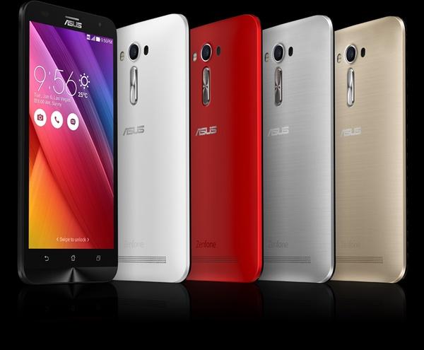 ASUS ZenFone2 Laser 32G/2G 雙卡5.5吋智慧型手機 ZE550KL