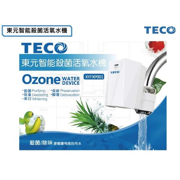【TECO 東元】智能殺菌活氧水機XYFXP001