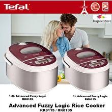 Tefal RK-8145 1.8L Spherical Pot Rice Cooker