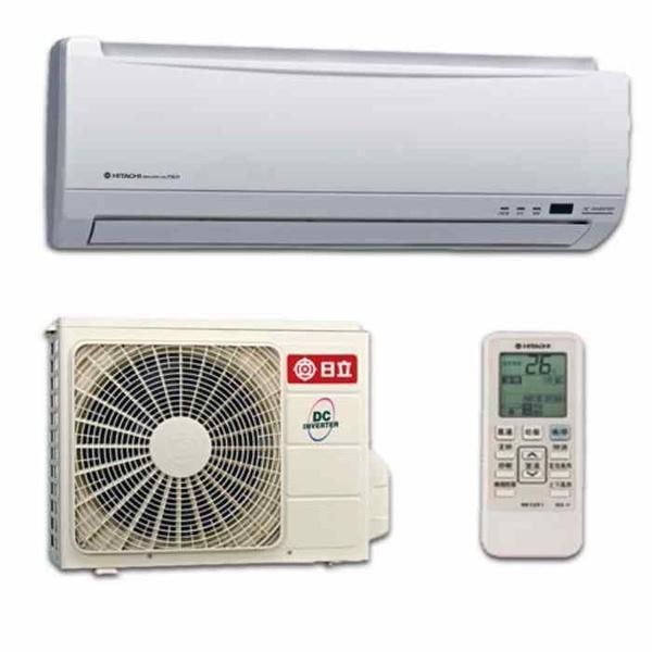 【日立HITACHI】7-8坪變頻冷專分離式冷氣(RAS-40SK1/RAC-40SK1)