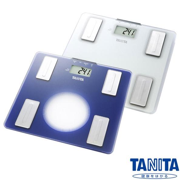 日本TANITA 超薄強化玻璃體脂計UM-040