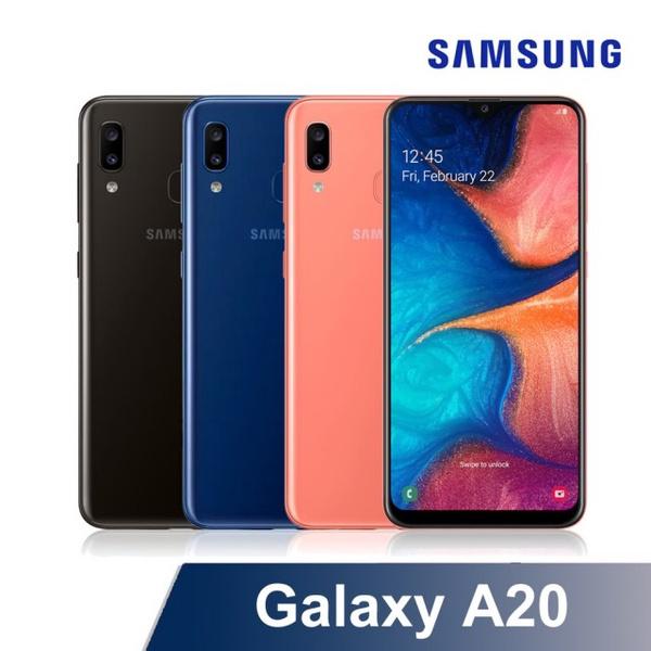 SAMSUNG 三星|Galaxy A20 3G/32G