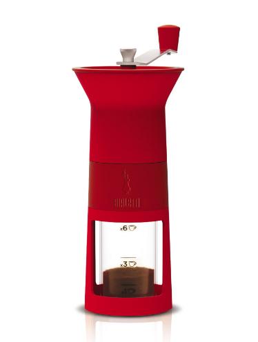 Bialetti | เครื่องบดเมล็ดกาแฟ มือหมุน รุ่น BLDCDESIGN